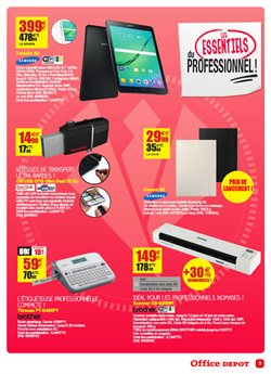 Promo samsung et r duction en juillet 2017 bon reduc - Coupon de reduction office depot ...