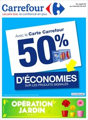 Catalogues de promotions Carrefour à Pantin