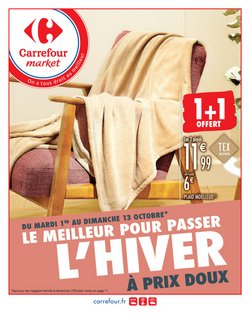 Carrefour Market Prospectus Catalogue Et Reduction Avril 2019