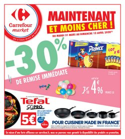 Carrefour Market coupon à Paris ( 3 jours de plus )