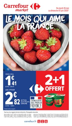 Carrefour Market coupon à Marseille ( 11 jours de plus )