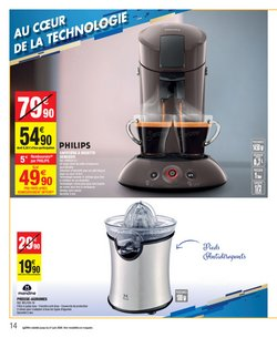Philips à Carrefour Market