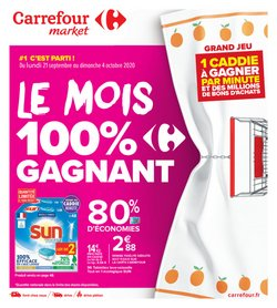 Carrefour Market coupon à Cergy ( 12 jours de plus )