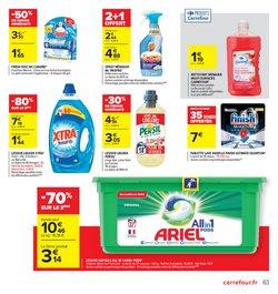 Finish à Carrefour Market