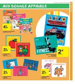 Fitness à Carrefour Market