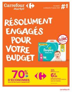 Carrefour Market coupon à Lyon ( Expiré )