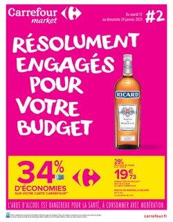 Carrefour Market coupon ( 8 jours de plus )