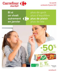 Carrefour Market coupon à Marseille ( 3 jours de plus )