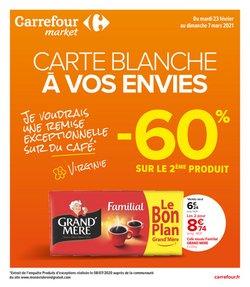 Carrefour Market coupon ( Il y a 2 jours )