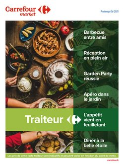 Carrefour Market coupon ( Plus d'un mois )