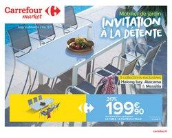 Promos de soldes dans le prospectus à Carrefour Market ( 11 jours de plus)