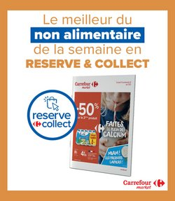 Carrefour Market coupon ( 4 jours de plus )