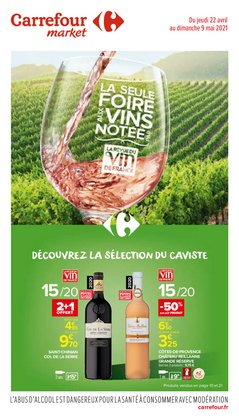 Carrefour Market coupon ( 18 jours de plus )