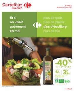 Carrefour Market coupon ( 8 jours de plus)
