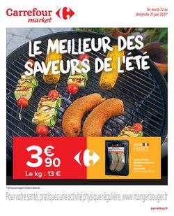 Carrefour Market coupon ( 4 jours de plus)