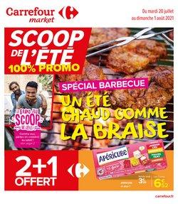 Promos de Hyper-Supermarchés dans le prospectus à Carrefour Market ( 4 jours de plus)