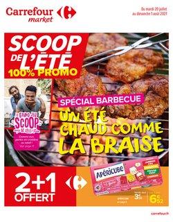Carrefour Market coupon ( Expire ce jour)
