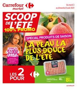 Promos de Hyper-Supermarchés dans le prospectus à Carrefour Market ( 5 jours de plus)