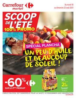 Promos de Hyper-Supermarchés dans le prospectus à Carrefour Market ( Nouveau)