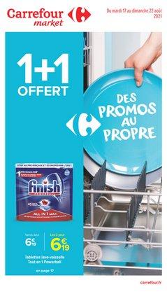Promos de Carrefour Market dans le prospectus à Carrefour Market ( Expiré)