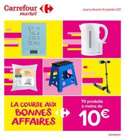Promos de Carrefour Market dans le prospectus à Carrefour Market ( 10 jours de plus)