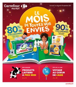 Promos de Carrefour Market dans le prospectus à Carrefour Market ( 3 jours de plus)