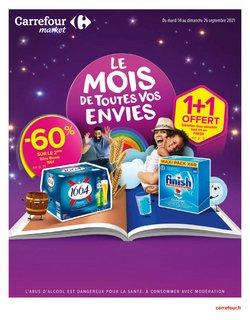 Carrefour Market coupon ( 10 jours de plus)