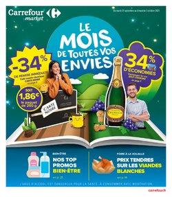 Carrefour Market coupon ( 9 jours de plus)