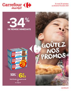Promos de Carrefour Market dans le prospectus à Carrefour Market ( Nouveau)