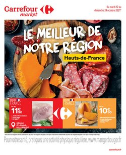 Promos de Carrefour Market dans le prospectus à Carrefour Market ( Expire demain)