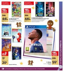 Promos de Disney dans le prospectus à Carrefour Market ( Plus d'un mois)