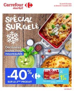 Promos de Carrefour Market dans le prospectus à Carrefour Market ( 15 jours de plus)