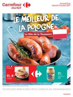 Promos de Carrefour Market dans le prospectus à Carrefour Market ( Publié hier)