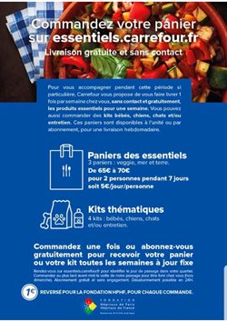 Carrefour Contact coupon ( Expire demain )