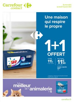 Carrefour Contact coupon ( Expiré )