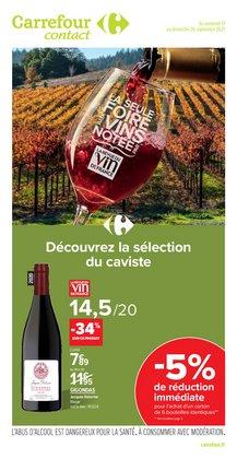 Carrefour Contact coupon ( Plus d'un mois)