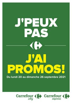 Carrefour City coupon ( Publié hier)