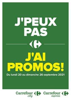 Carrefour Express coupon ( 3 jours de plus)