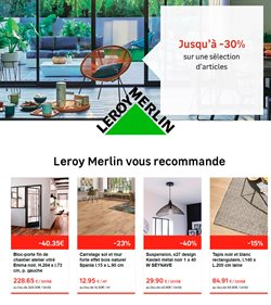 Leroy Merlin coupon ( Expiré )