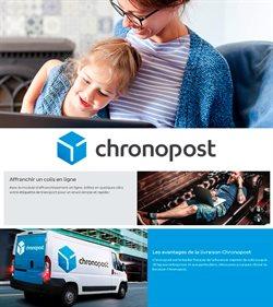 Chronopost coupon ( 18 jours de plus )