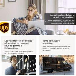 Promos de Services dans le prospectus à Ups ( Plus d'un mois)