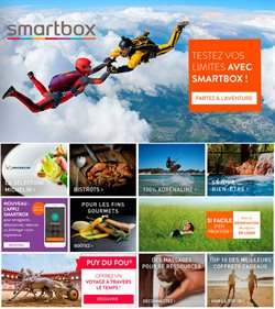 Smartbox coupon ( Plus d'un mois )