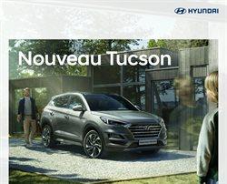 Promos de Hyundai dans le prospectus à Montpellier