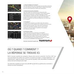 Promos de TomTom dans le prospectus de KIA à Paris