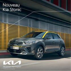 KIA coupon ( Plus d'un mois )