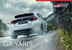 Promos de Toyota dans le prospectus à Toyota ( Plus d'un mois)