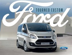 Ford coupon ( Plus d'un mois )
