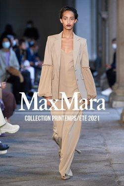 Promos de Max Mara dans le prospectus à Max Mara ( Expire demain)