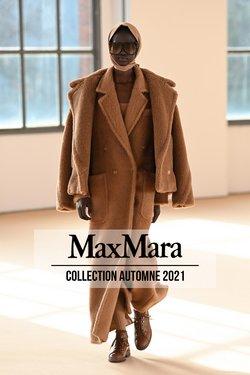 Promos de Max Mara dans le prospectus à Max Mara ( Plus d'un mois)