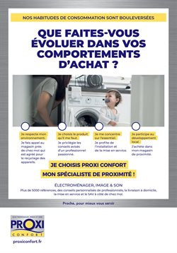 Proxi Confort coupon à Marseille ( 3 jours de plus )